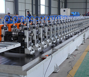 Special design roll forming machine 2390
