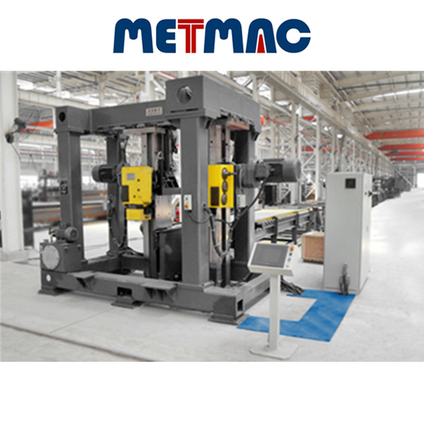 CNC H-Beam Beveling Machine | China CNC Bevelling Machine Suppliers - Metmac