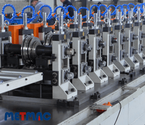 An Introduction To The Process Of METMAC Roll Forming Machine