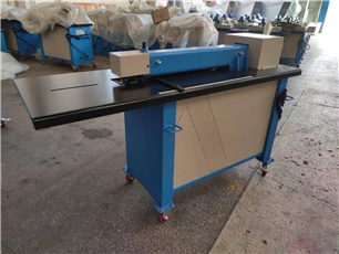 roll slitting and grooving machine