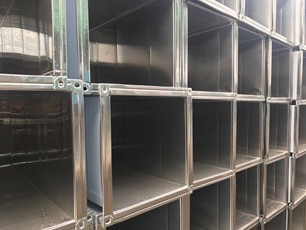 duct manufacture auto line 7