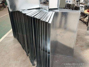 duct manufacture auto line 8